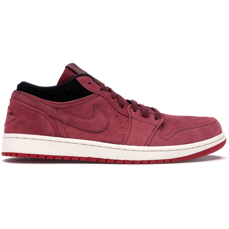 Jordan 1 Low Nouveau Team Red (629150-601)