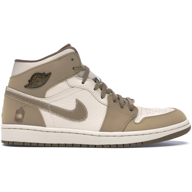 Jordan 1 Retro Armed Forces Pearl White (325514-221)