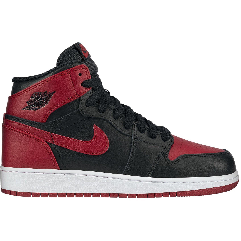 Jordan 1 Retro Bred 2013 (GS) (575441-023)