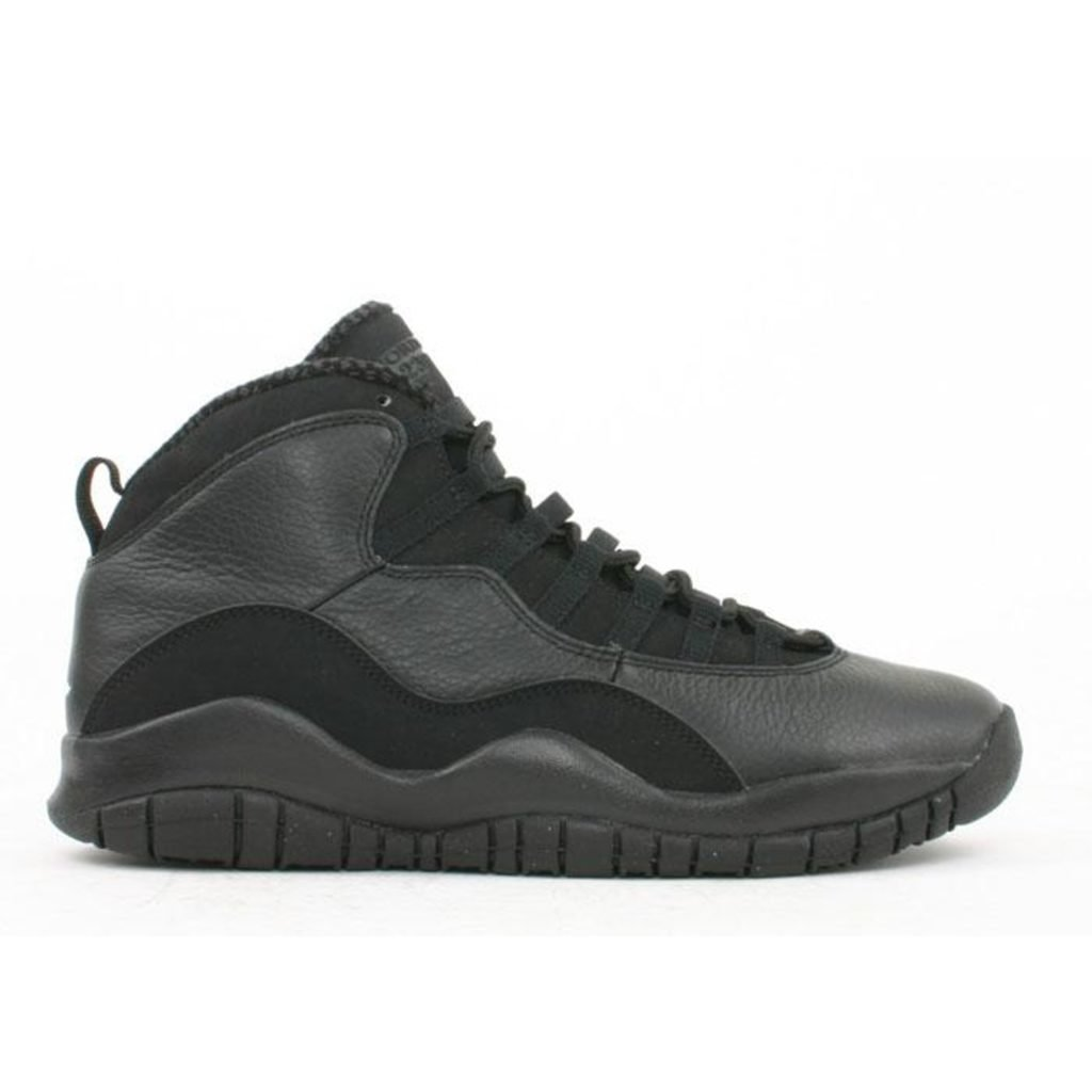 Jordan 10 Retro Blackout