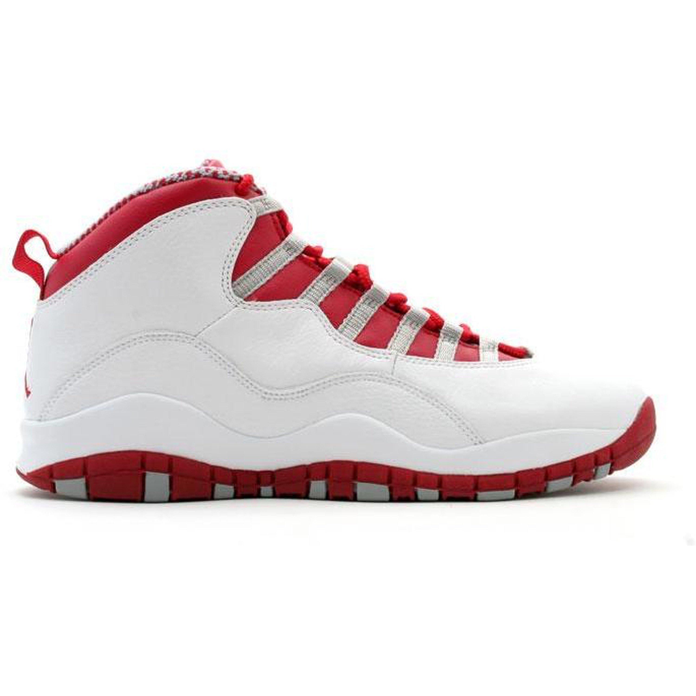 Jordan 10 Retro Red Steel (310805-161)