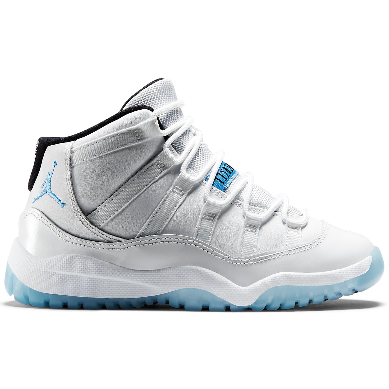 Jordan 11 Retro Legend Blue (PS) (378039-117)