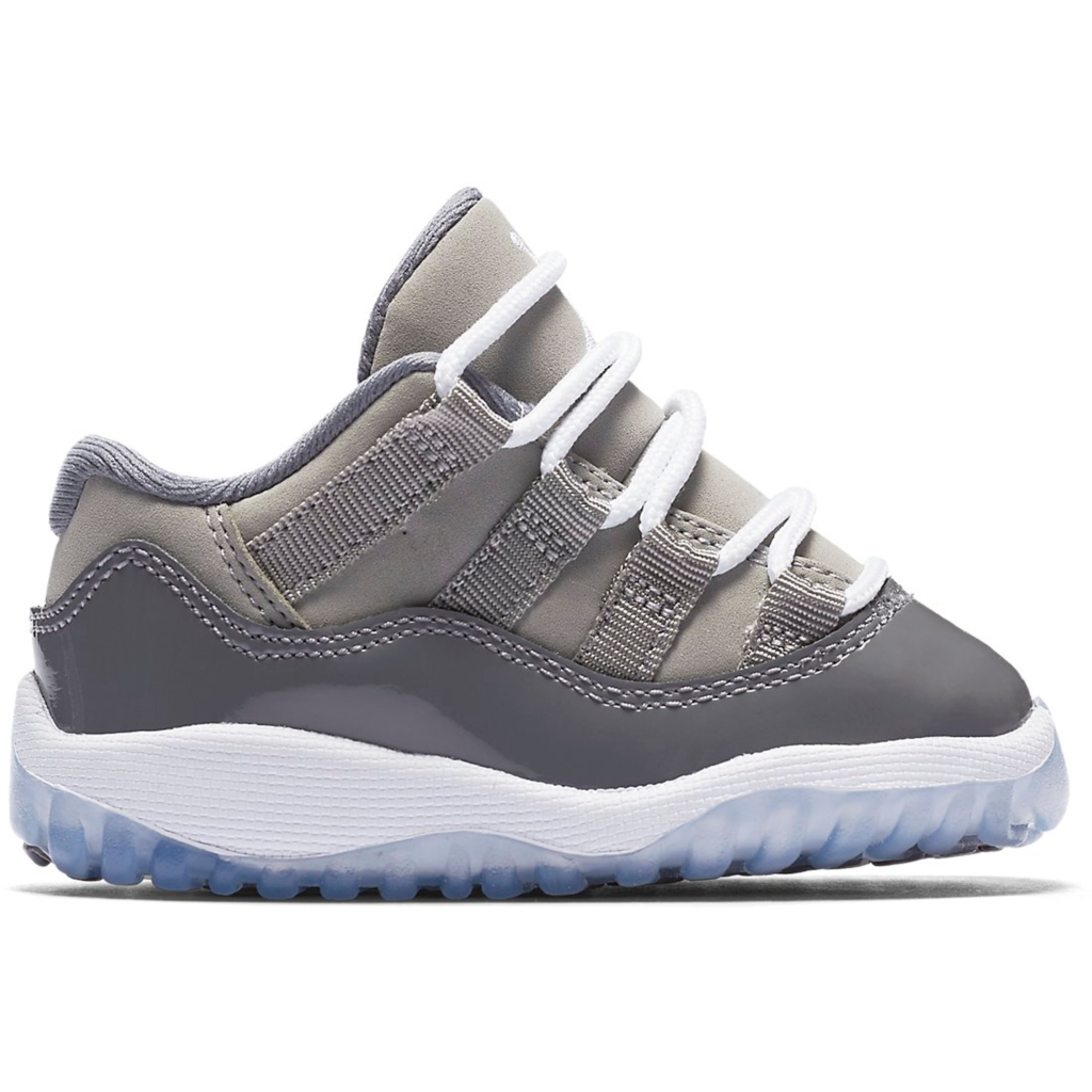 Jordan 11 Retro Low Cool Grey (TD)