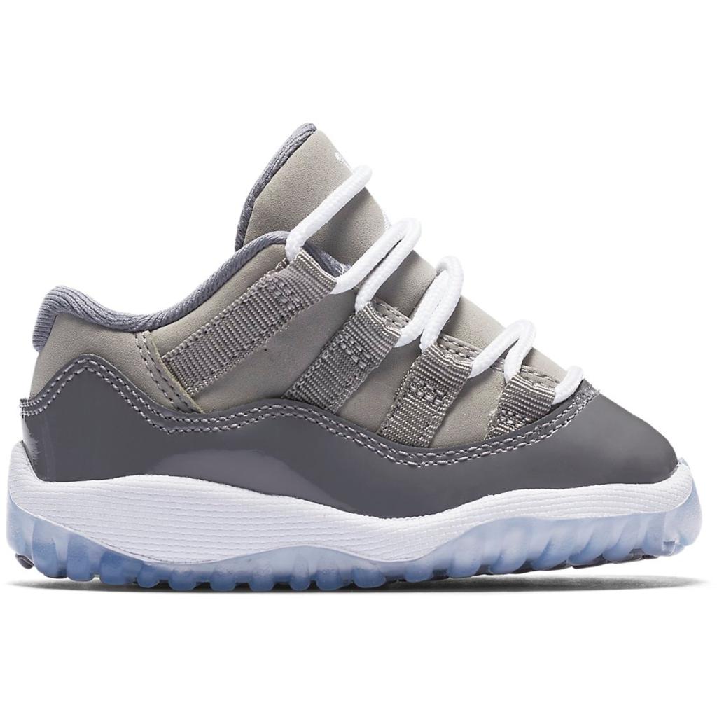 Jordan 11 Retro Low Cool Grey (TD)