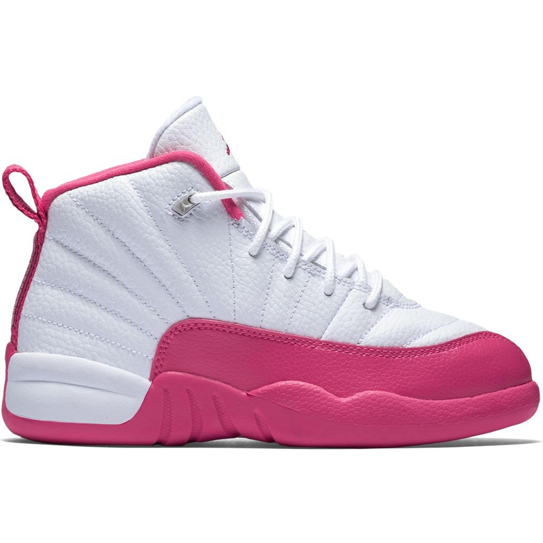 Jordan 12 Retro Dynamic Pink (PS) (510816-109)
