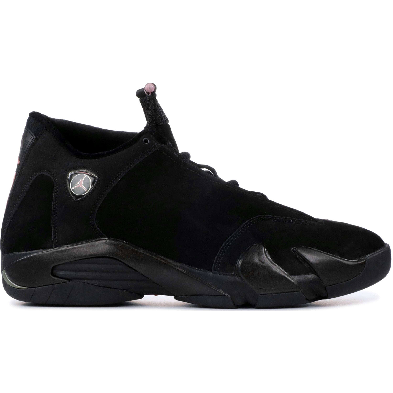 Jordan 14 Retro Black Real Pink (W) (312274-001)
