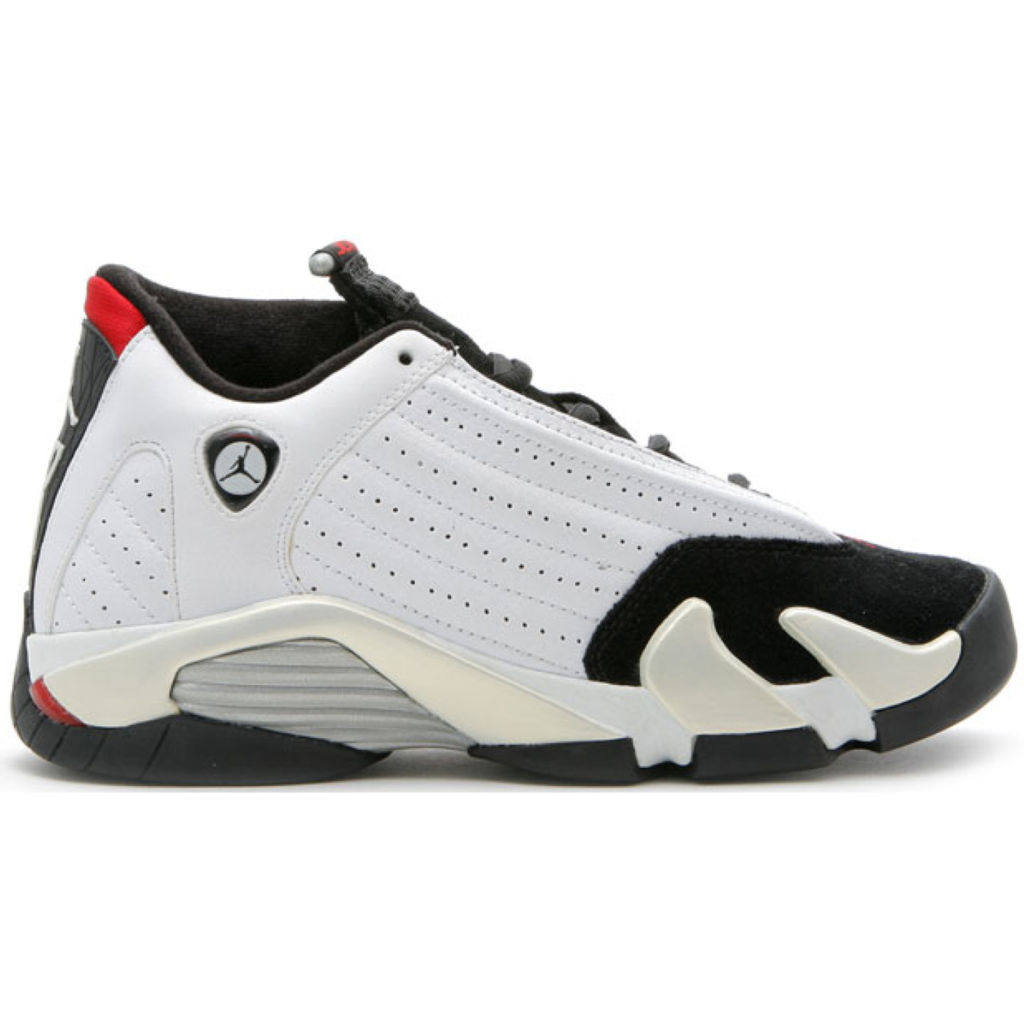 Jordan 14 Retro Black Toe 2006 (GS)