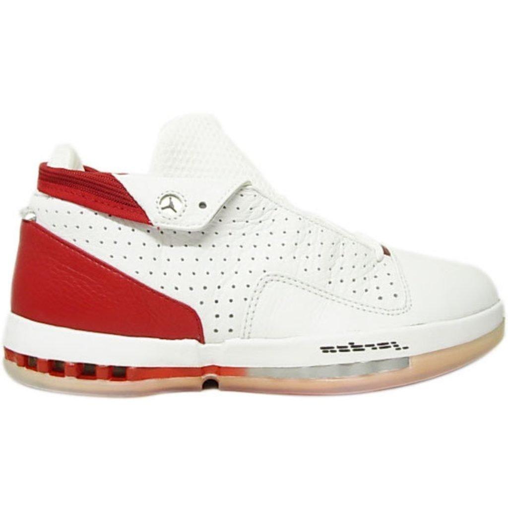 Jordan 16 OG Low White / Red