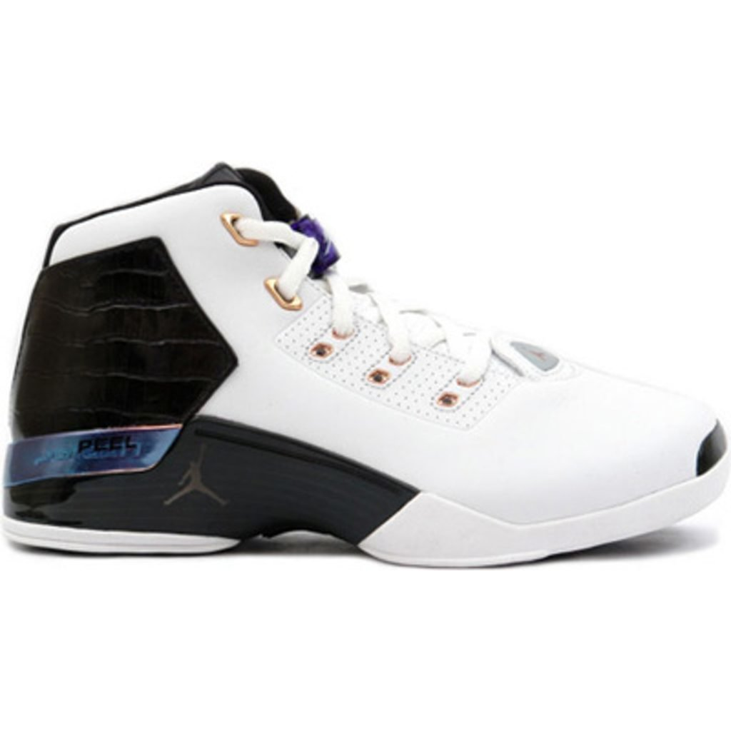 Jordan 17 OG White Black Copper