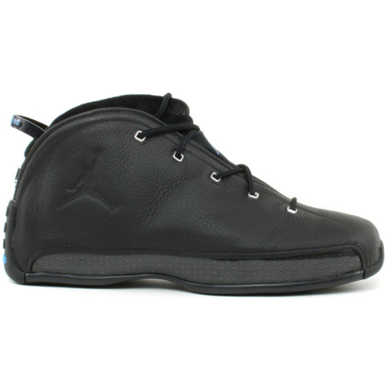 Jordan 18.5 OG Black Chrome Blue (306890-002)