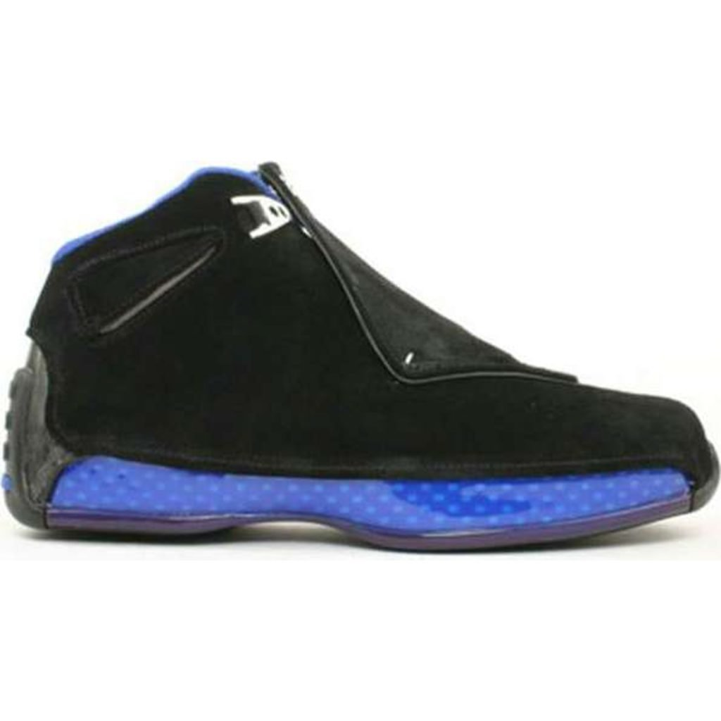 Jordan 18 OG Black Sport Royal