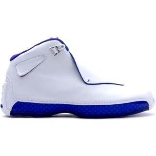 Jordan 18 OG White Sport Royal