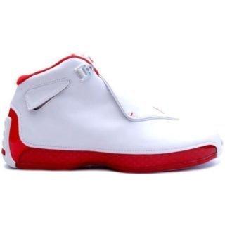 Jordan 18 OG White Red