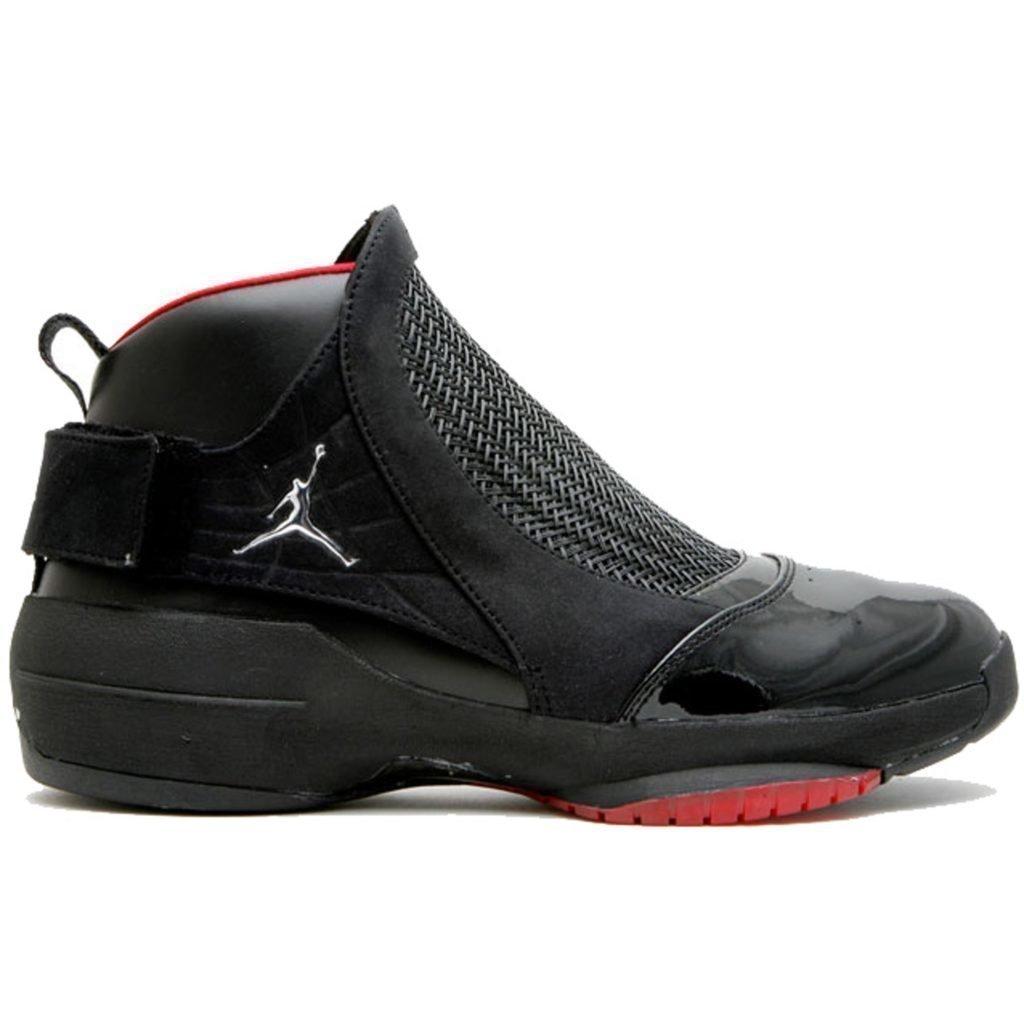 Jordan 19 Retro Bred CDP (2008)