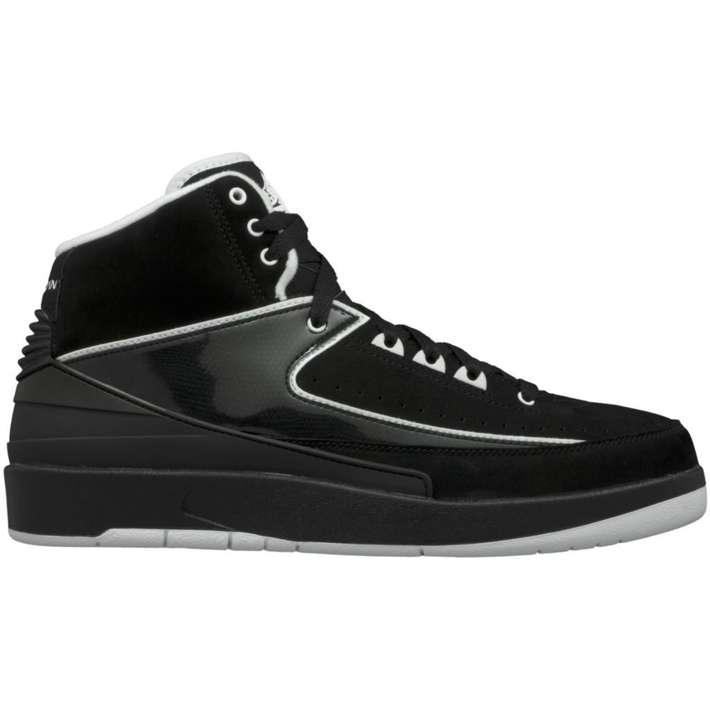 Air Jordan 2 Retro QF Black White
