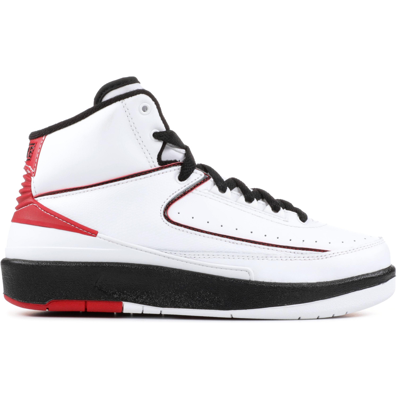 Jordan 2 Retro QF Chicago (GS) (395718-101)