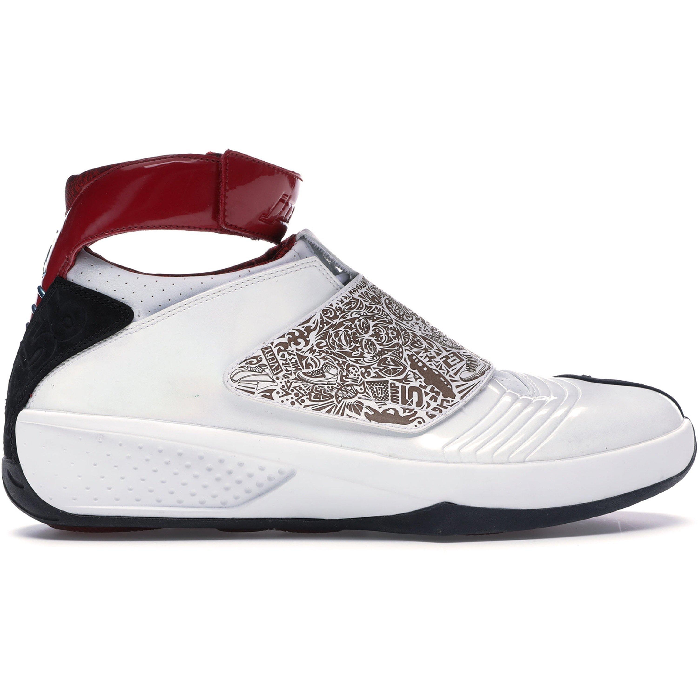 Jordan 20 OG White Laser (310455-161)