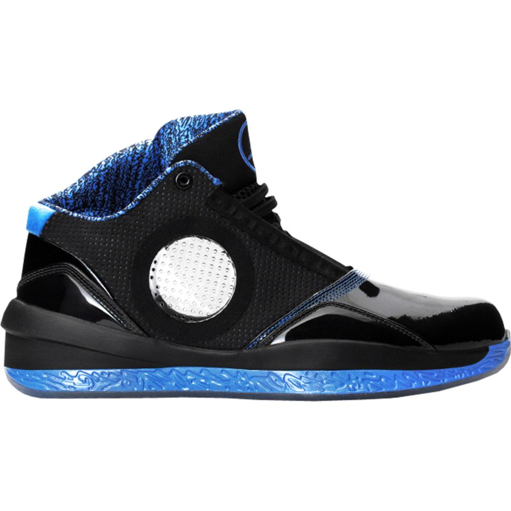 Jordan 2010 Black Uni Blue