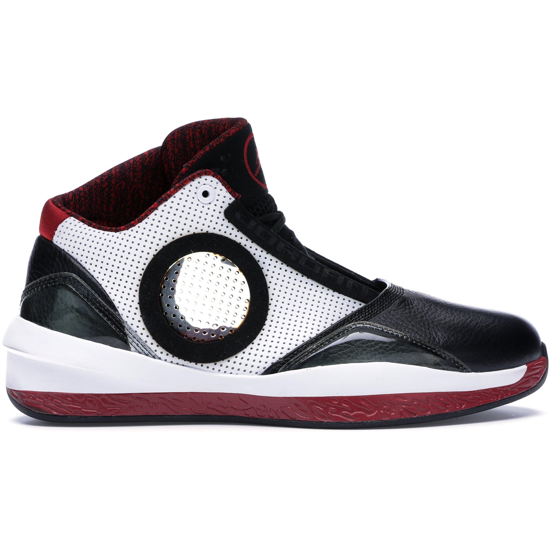 Jordan 2010 Black Varsity Red (387358-061)