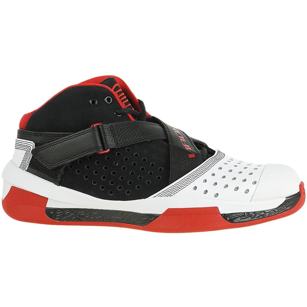 Jordan 2010 Outdoor White Red Black