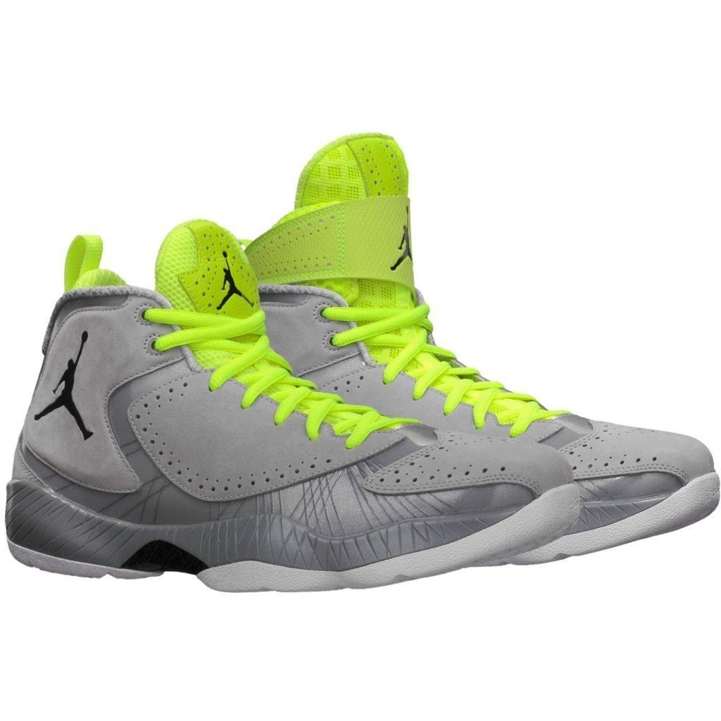 Jordan 2012 Wolf Grey