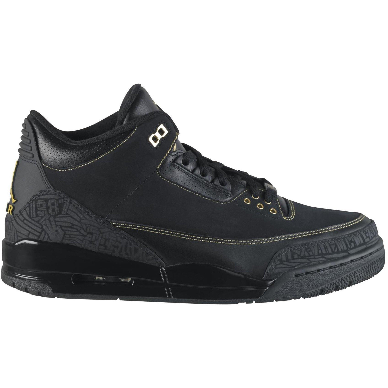 Jordan 3 Retro Black History Month (455657-001)