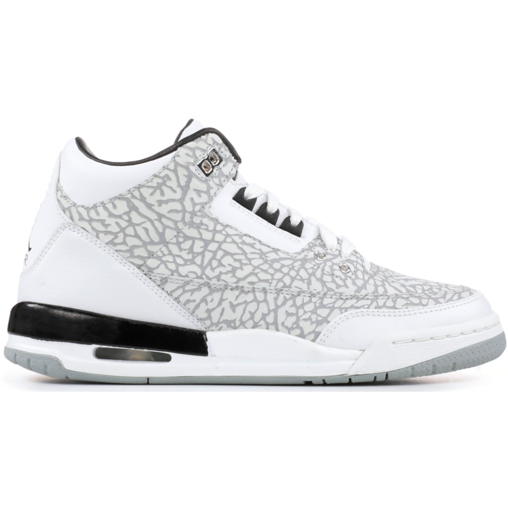 Jordan 3 Retro Flip White (GS)