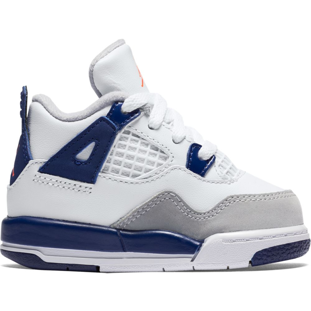 Jordan 4 Retro Deep Royal Blue (TD)