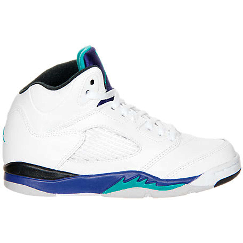Jordan 5 Retro Grape 2013 (PS) (440889-108)