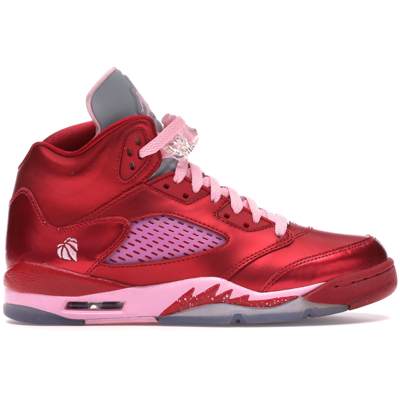 Jordan 5 Retro Valentines Day (GS) (440892-605)