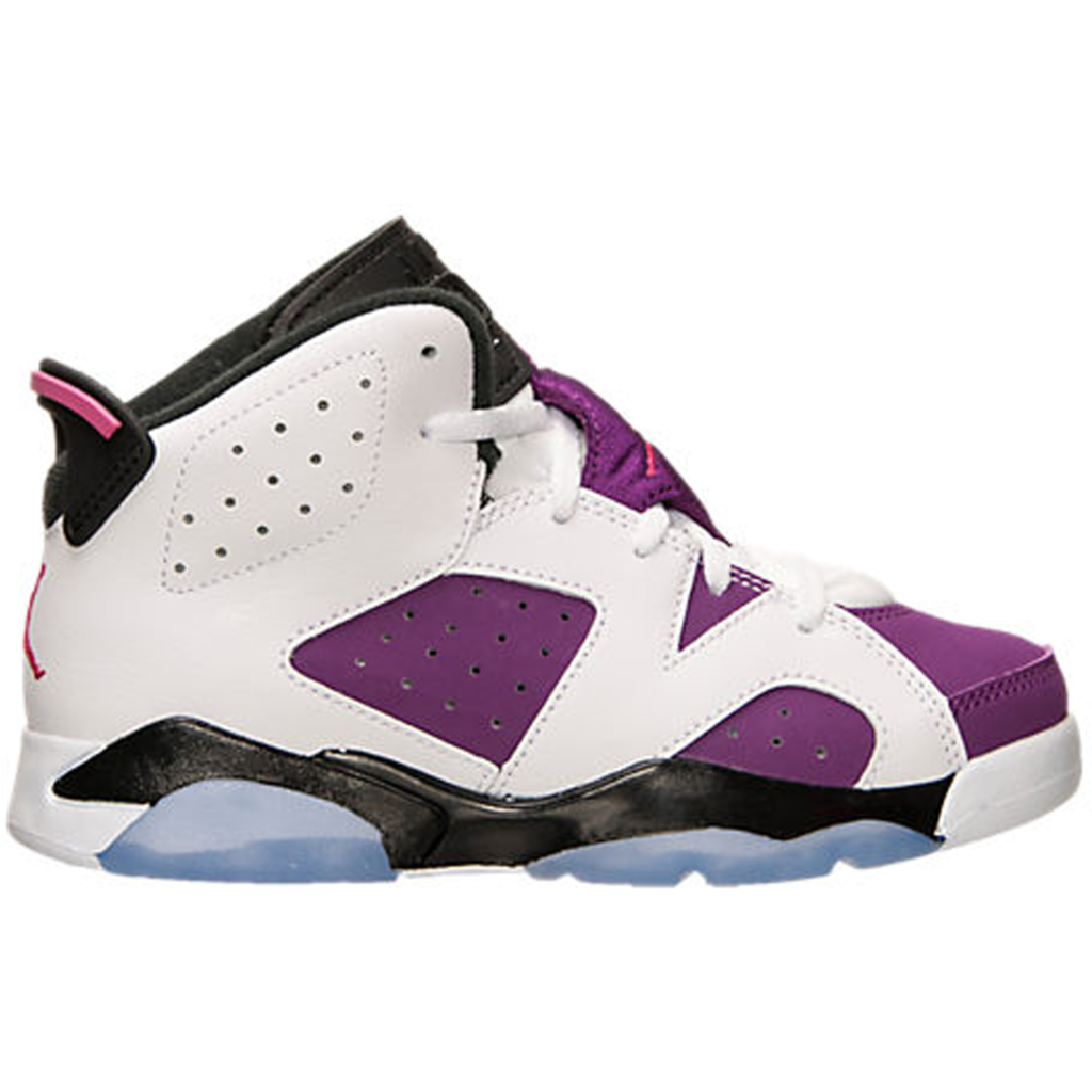 Jordan 6 Retro Bright Grape (PS)