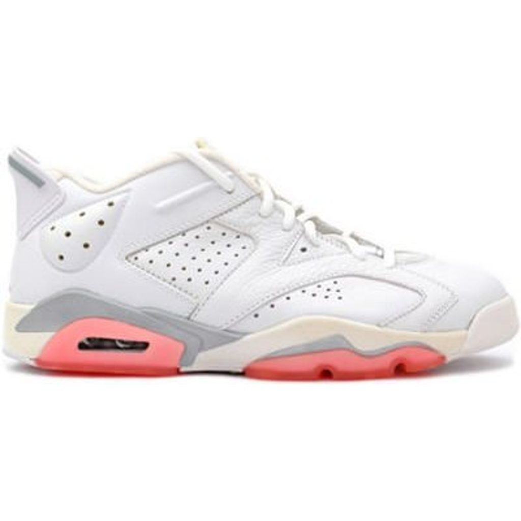 Jordan 6 Retro Low Coral Rose (W)