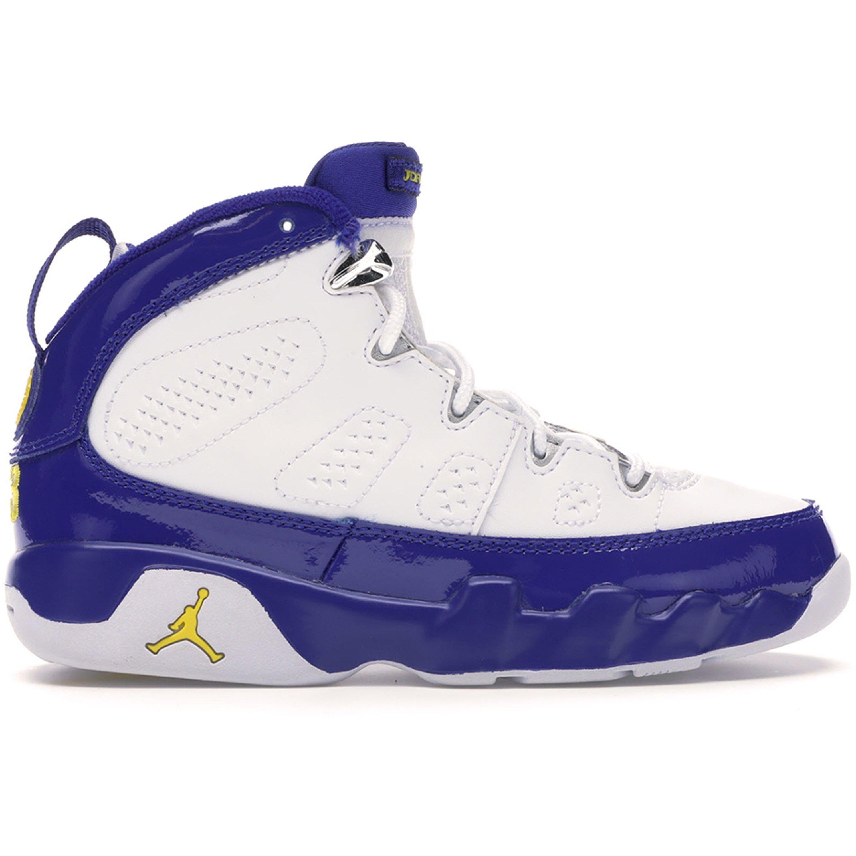 Jordan 9 Retro Kobe Bryant PE (PS) (401811-121)