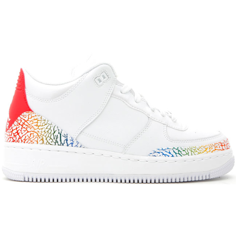 Jordan AJF 3 Rainbow (GS) (323233-161)