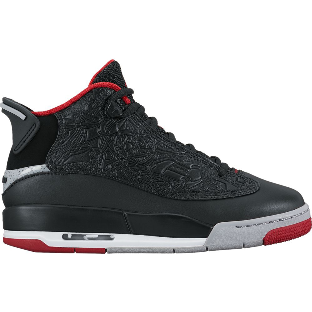 Jordan Dub Zero Black Cement 2019 (GS)