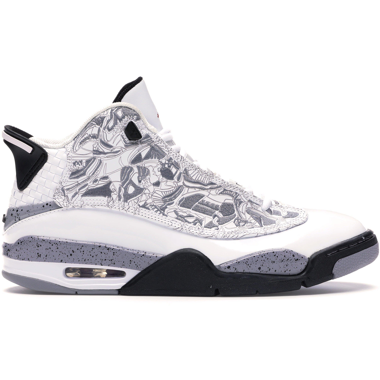 Jordan Dub Zero White Cement (311046-161)