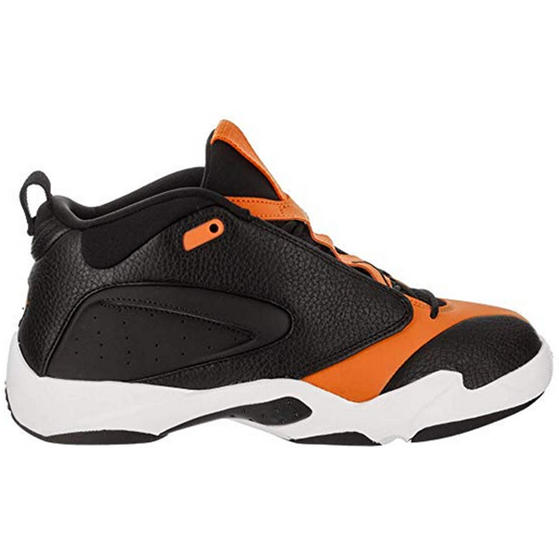 Jordan Jumpman Quick 23 Black Orange Peel (AH8109-008)