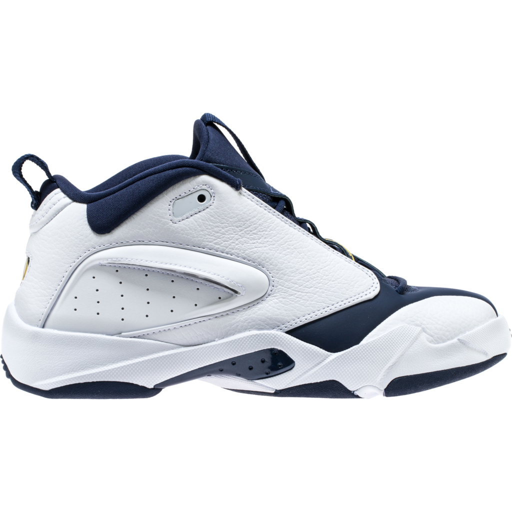 Jordan Jumpman Quick 23 White Navy Maize