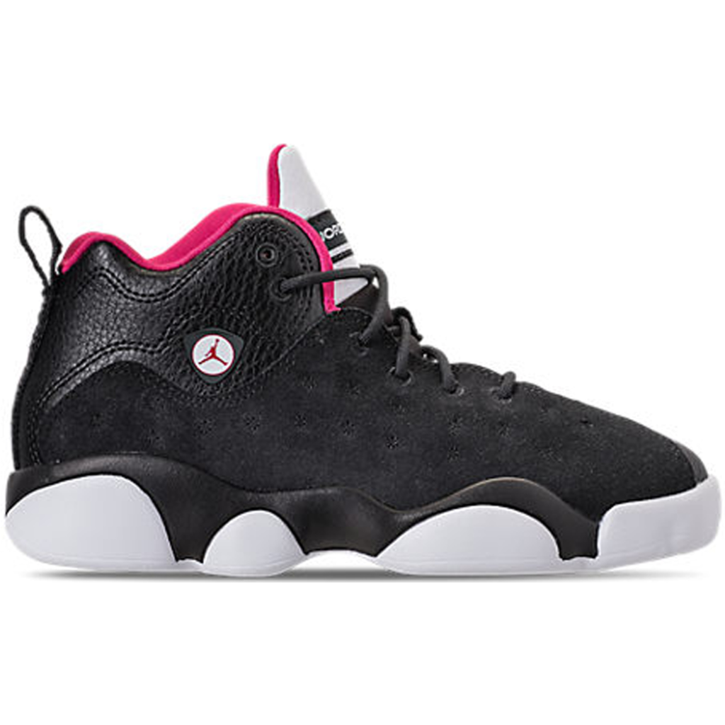 Jordan Jumpman Team 2 Black Rush Pink (PS)