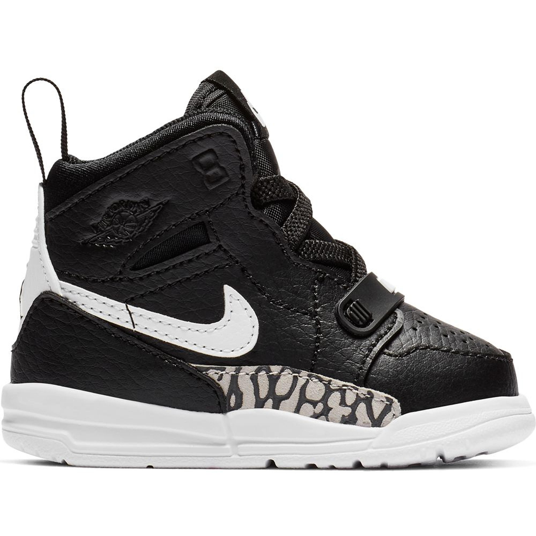 Jordan Legacy 312 Black White (TD) (AT4055-001)