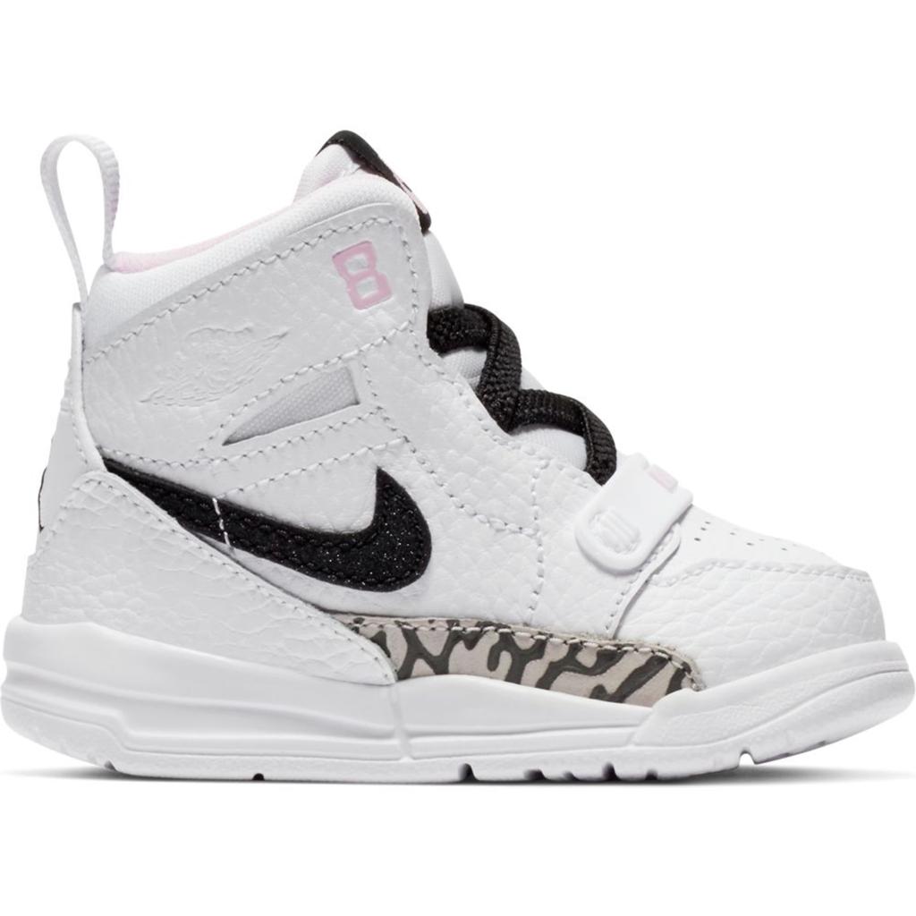 Jordan Legacy 312 White Black Pink Foam (TD)