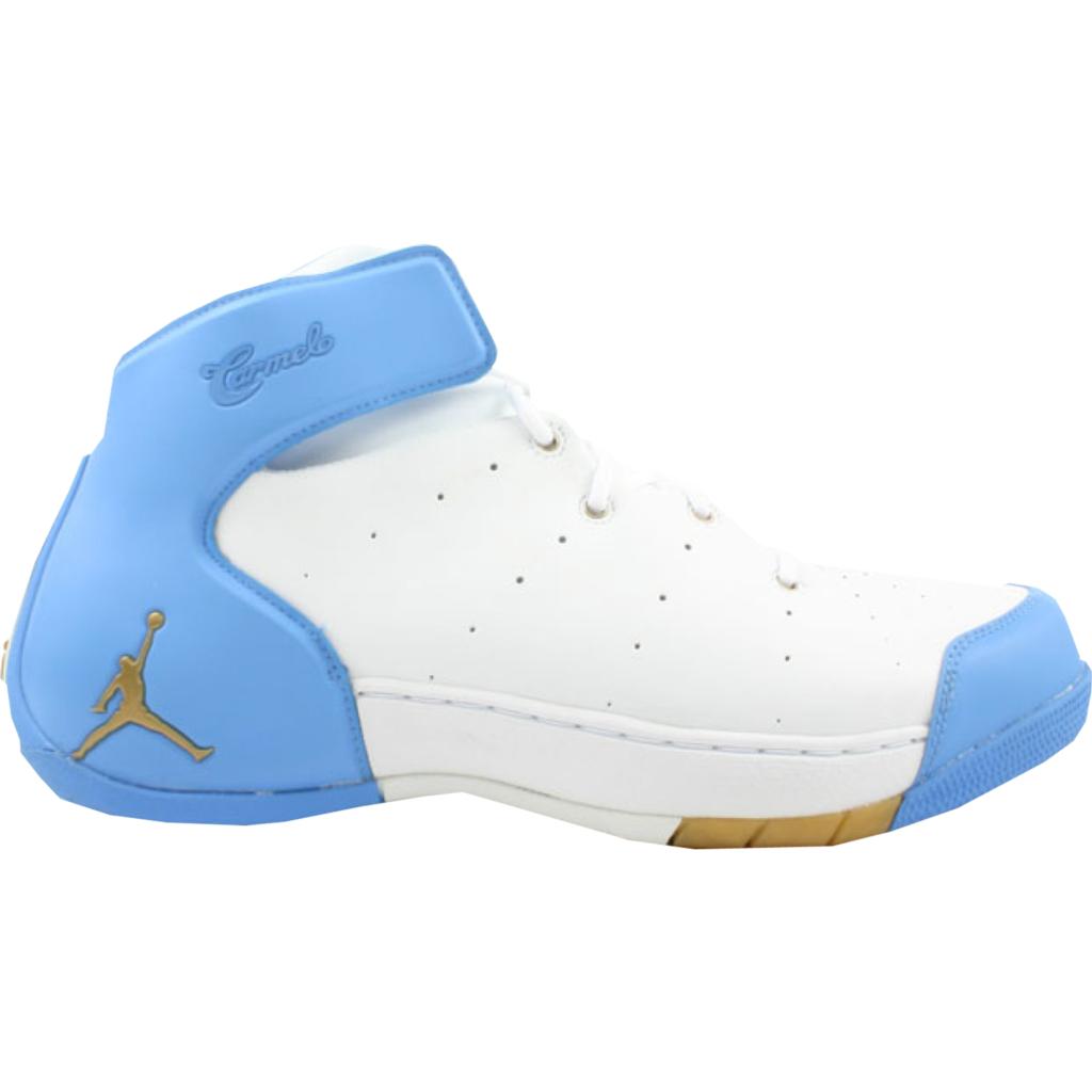Jordan Melo 1.5 White University Blue OG