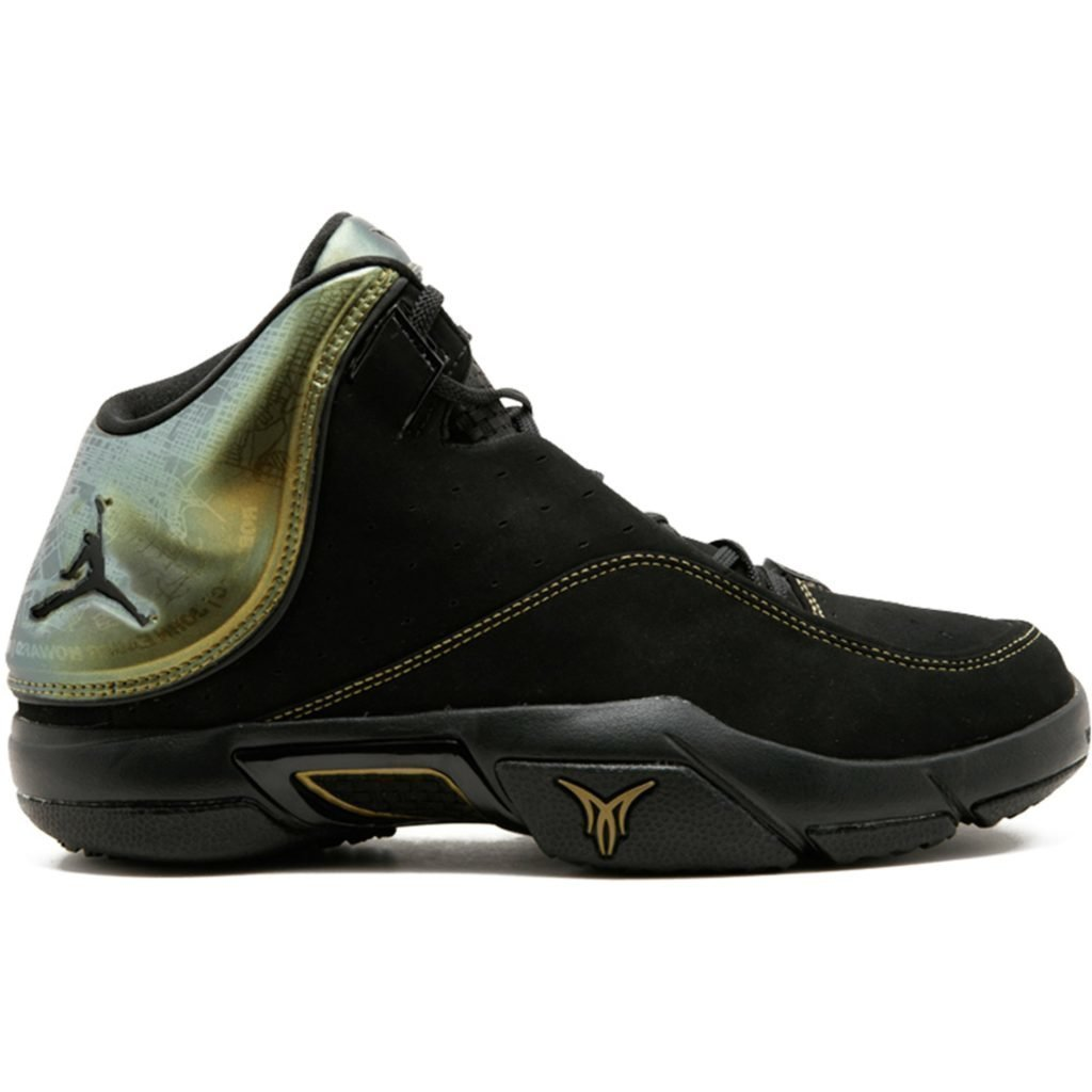 Jordan Melo M4 Black Metallic