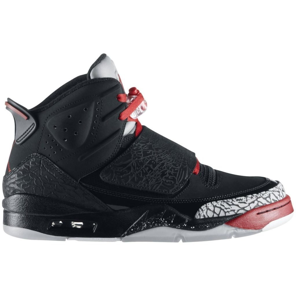 Jordan Son of Mars Black Cement