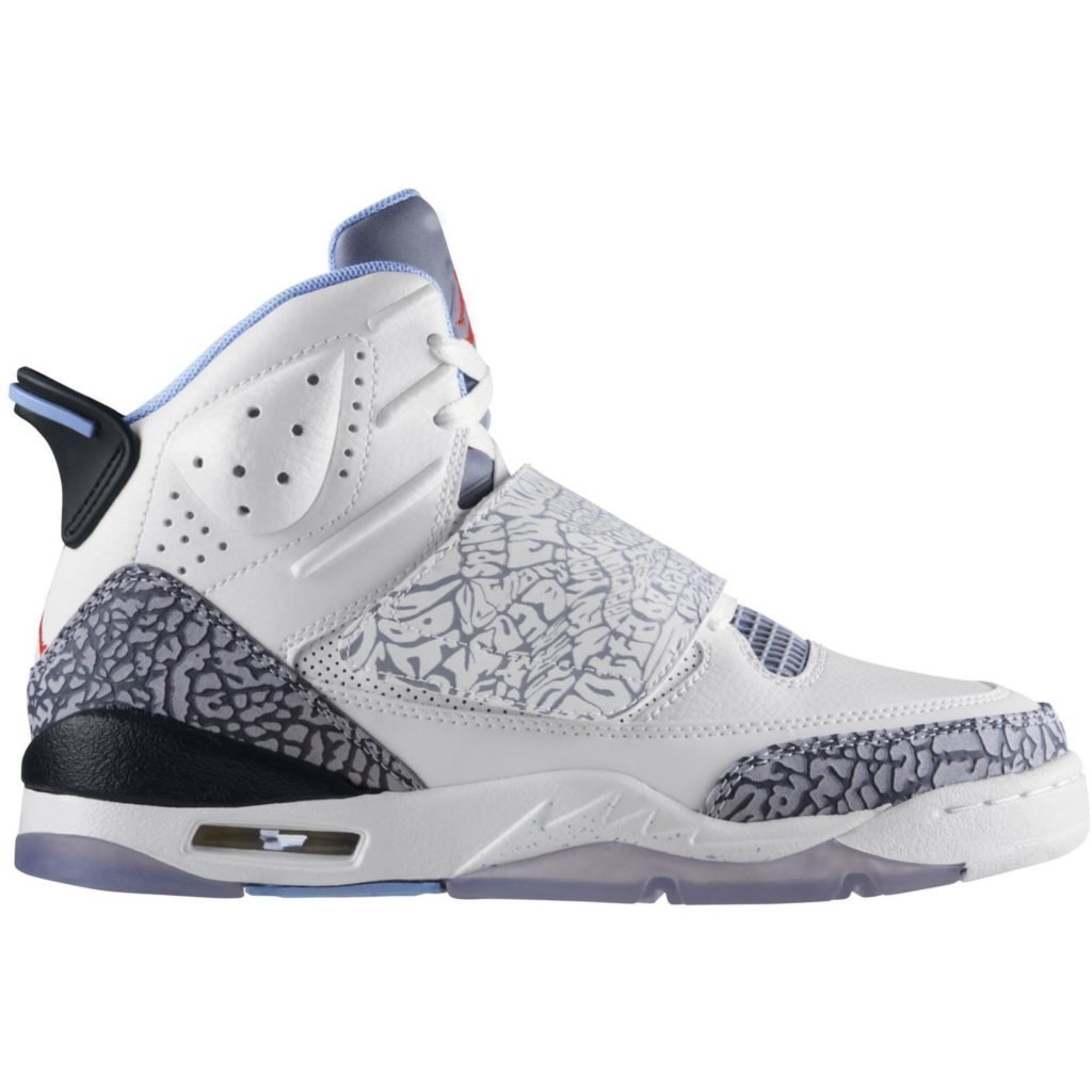 Jordan Son of Mars White Blue Cement (GS)