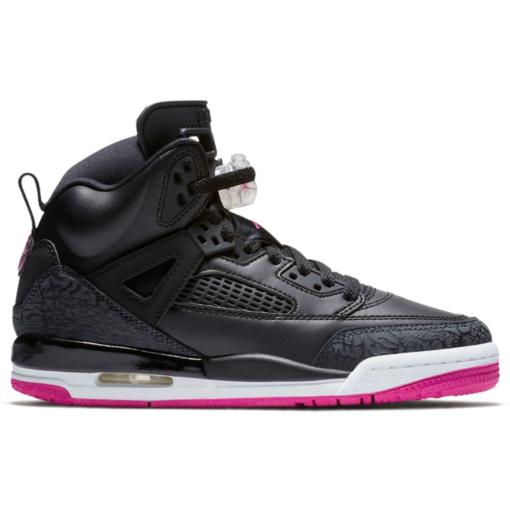 Jordan Spizike Black Deadly Pink (GS)