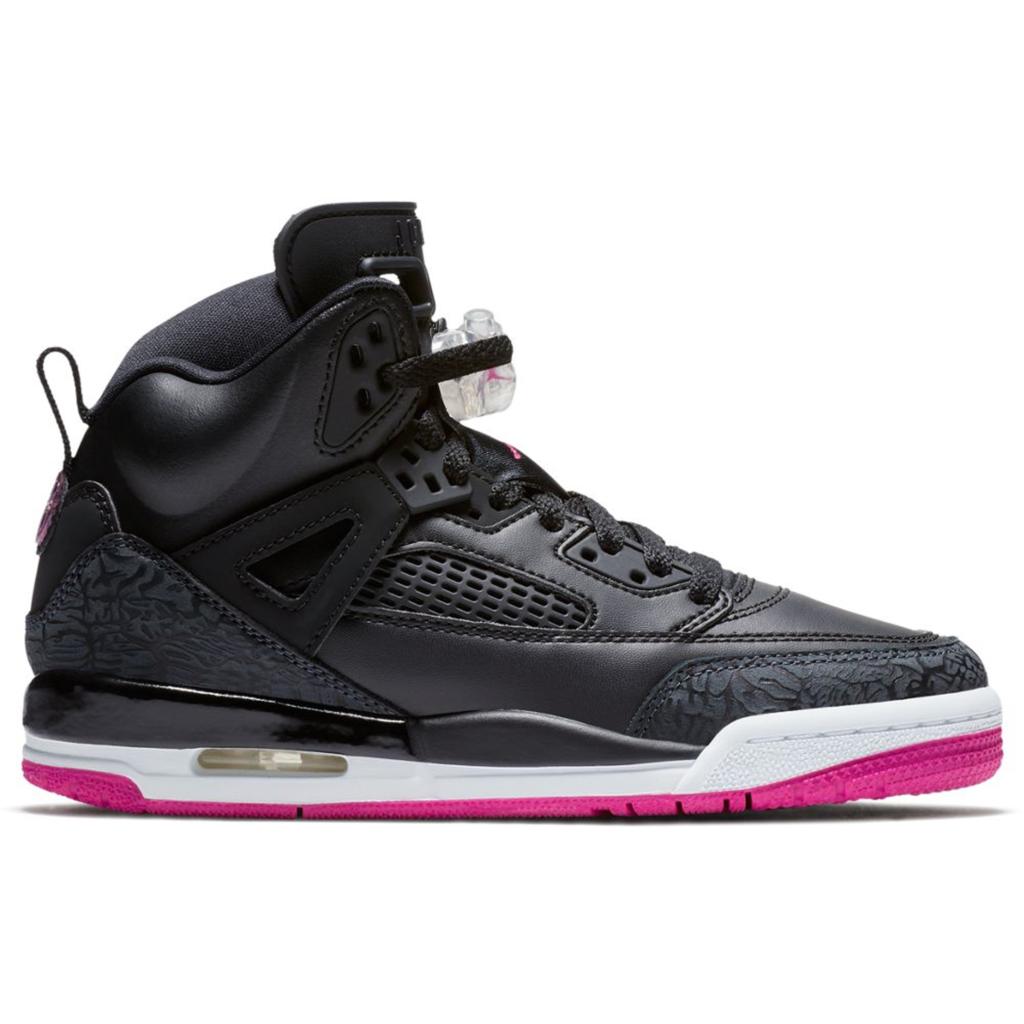 Jordan Spizike Black Deadly Pink (GS)