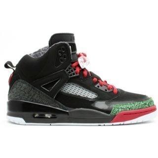 Air Jordan Spizike Black Varsity Red