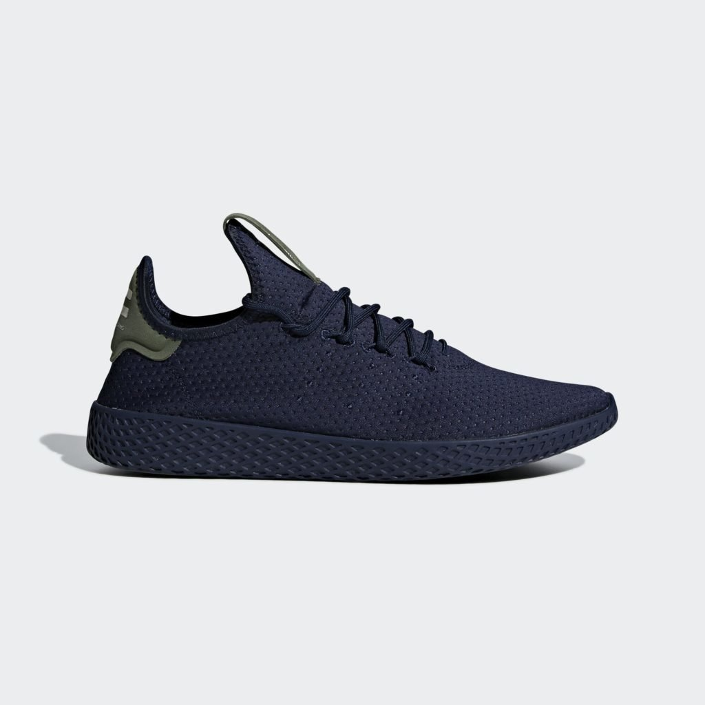 adidas Tennis Hu Pharrell College Navy