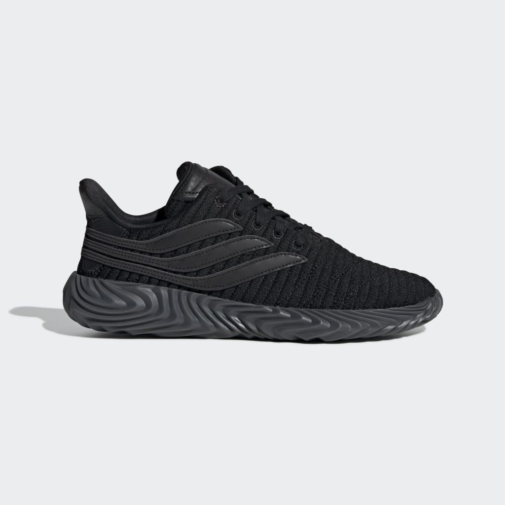 adidas Sobakov Triple Black